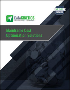 Mainframe Cost Optimization