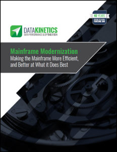 Mainframe Modernization eBook